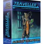 Traveller CCG Aliens Of The Imperium Expansion Pack